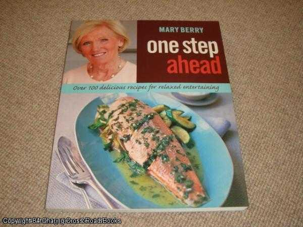 MARY BERRY - One Step Ahead