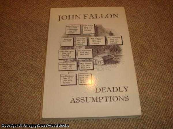 JOHN FALLON - Deadly Assumptions