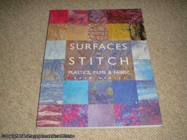 HEDLEY, GWEN - Surfaces for Stitch