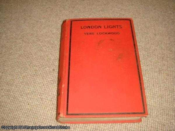 VERE LOCKWOOD - London Lights