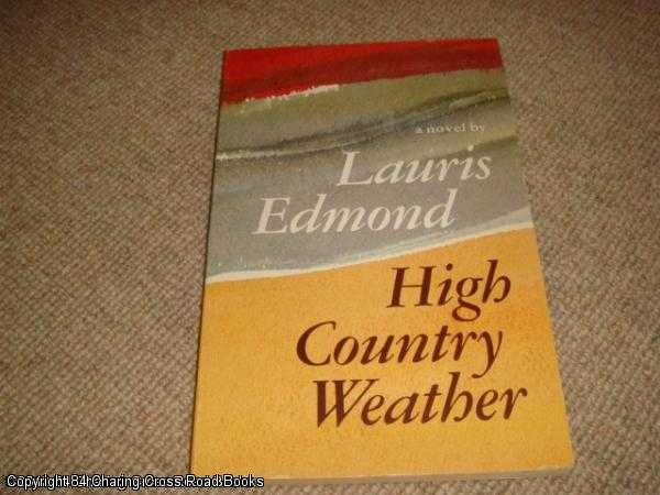 EDMOND, LAURIS - High Country Weather