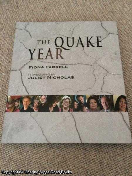 FARRELL, FIONA - The Quake Year