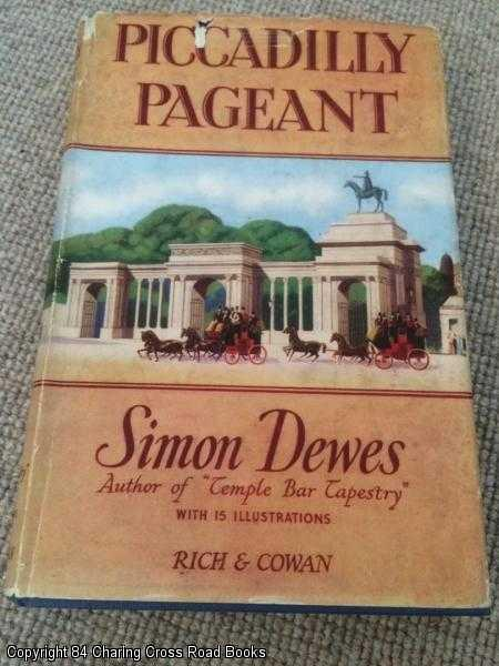 DEWES, SIMON - Piccadilly Pageant