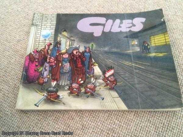 GILES, CARL - Giles Annual 13 Thirteenth Series