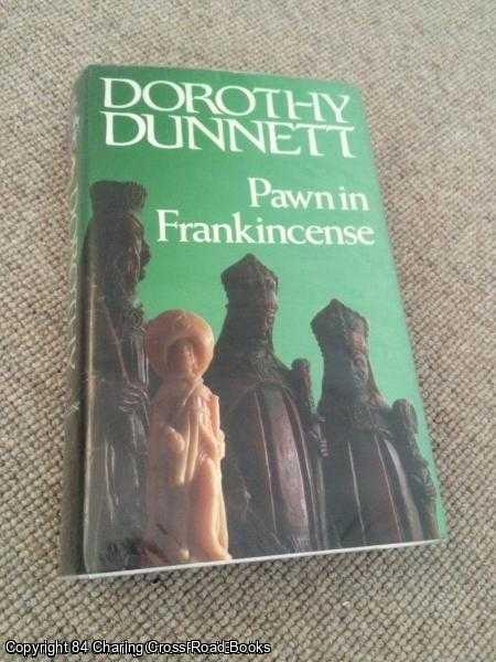 DUNNETT, DOROTHY - Pawn in Frankincense