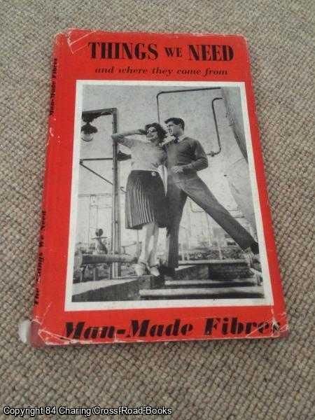 CLAIR, COLIN - Man-made fibres