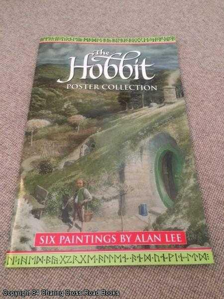 LEE, ALAN - The Hobbit Poster Collection: Six Paintings by Alan Lee