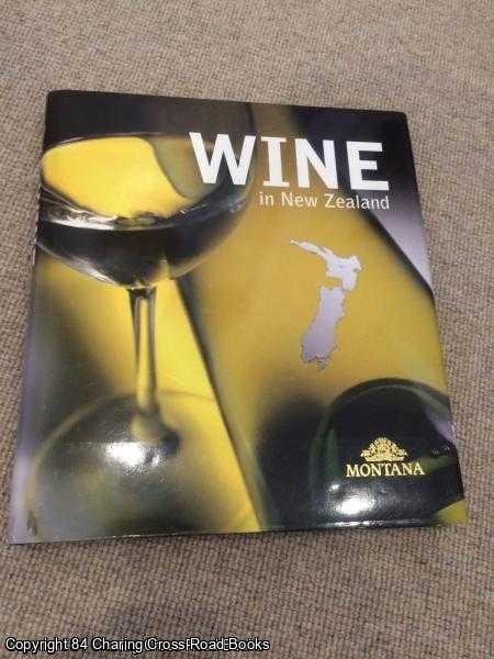CAROLINE COURTNEY - Wine in New Zealand