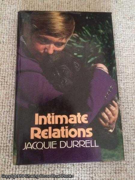DURRELL, JACQUIE - Intimate Relations