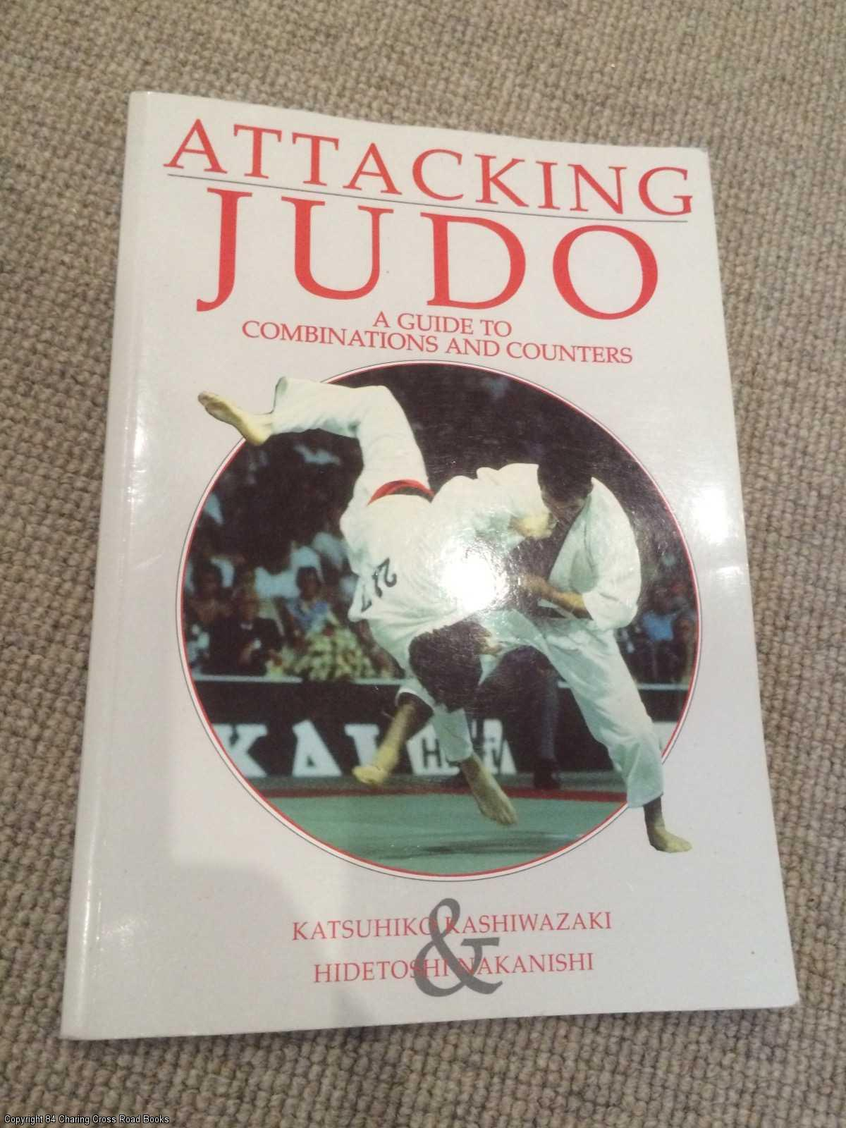 attacking judo a guide to combinations and counters