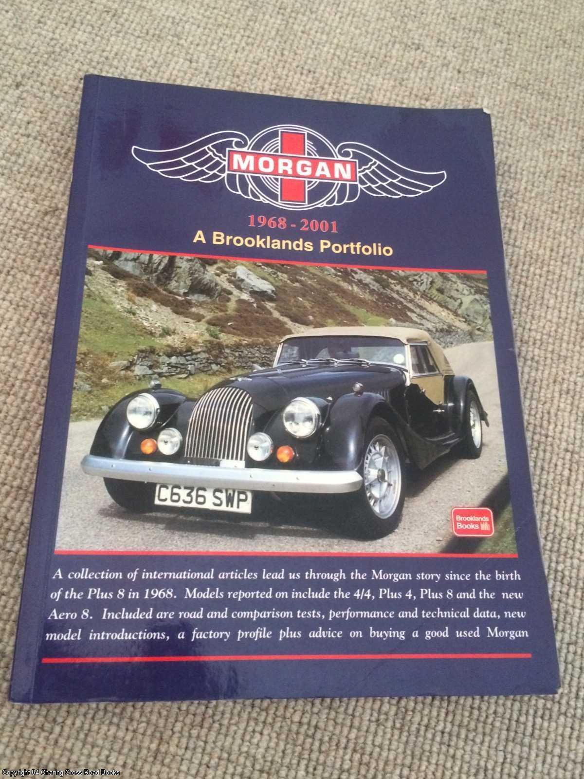 R. M. CLARKE - Morgan 1968 - 2001: A Brooklands Portfolio