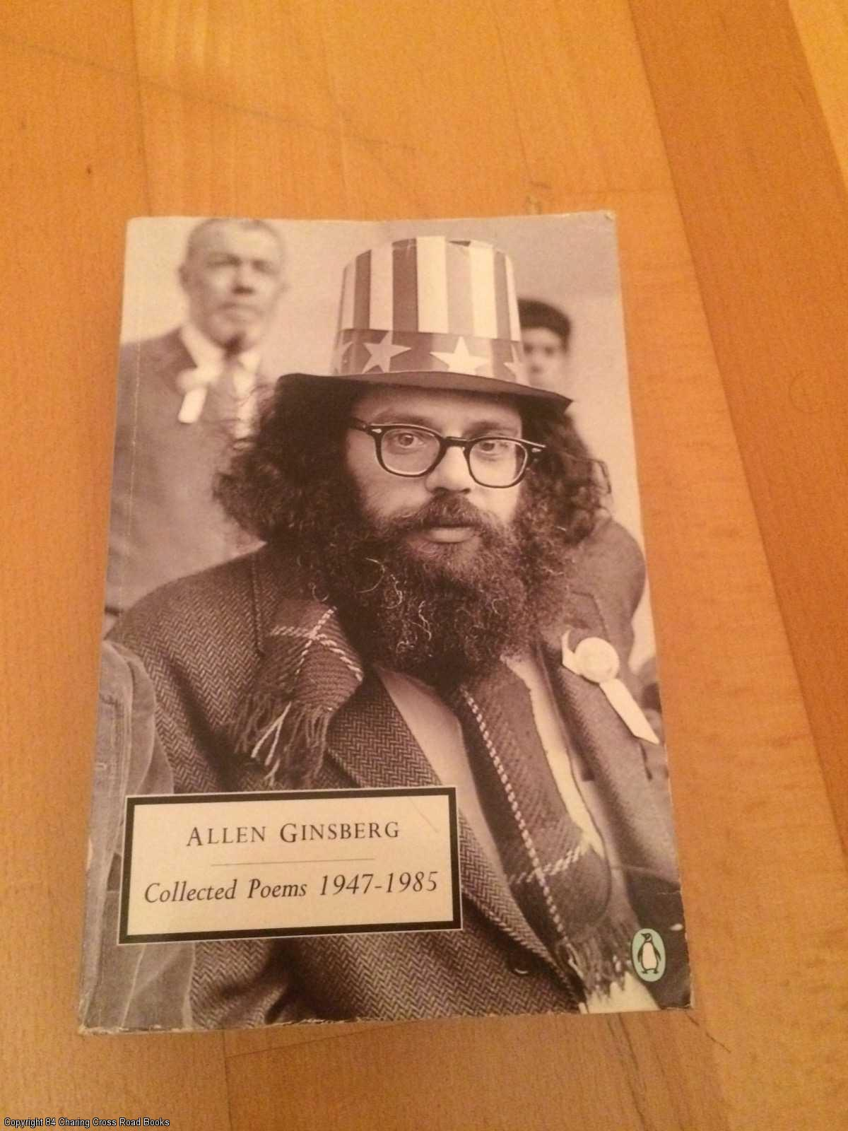 GINSBERG, ALLEN - Collected Poems, 1947 - 1985