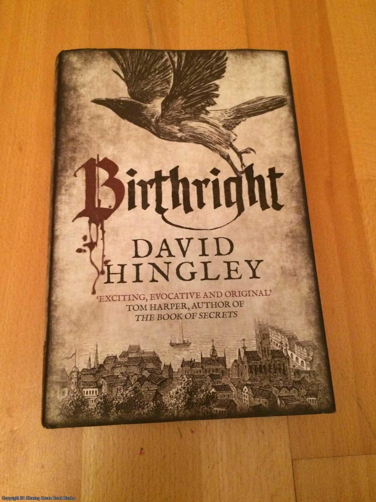 DAVID HINGLEY - Birthright