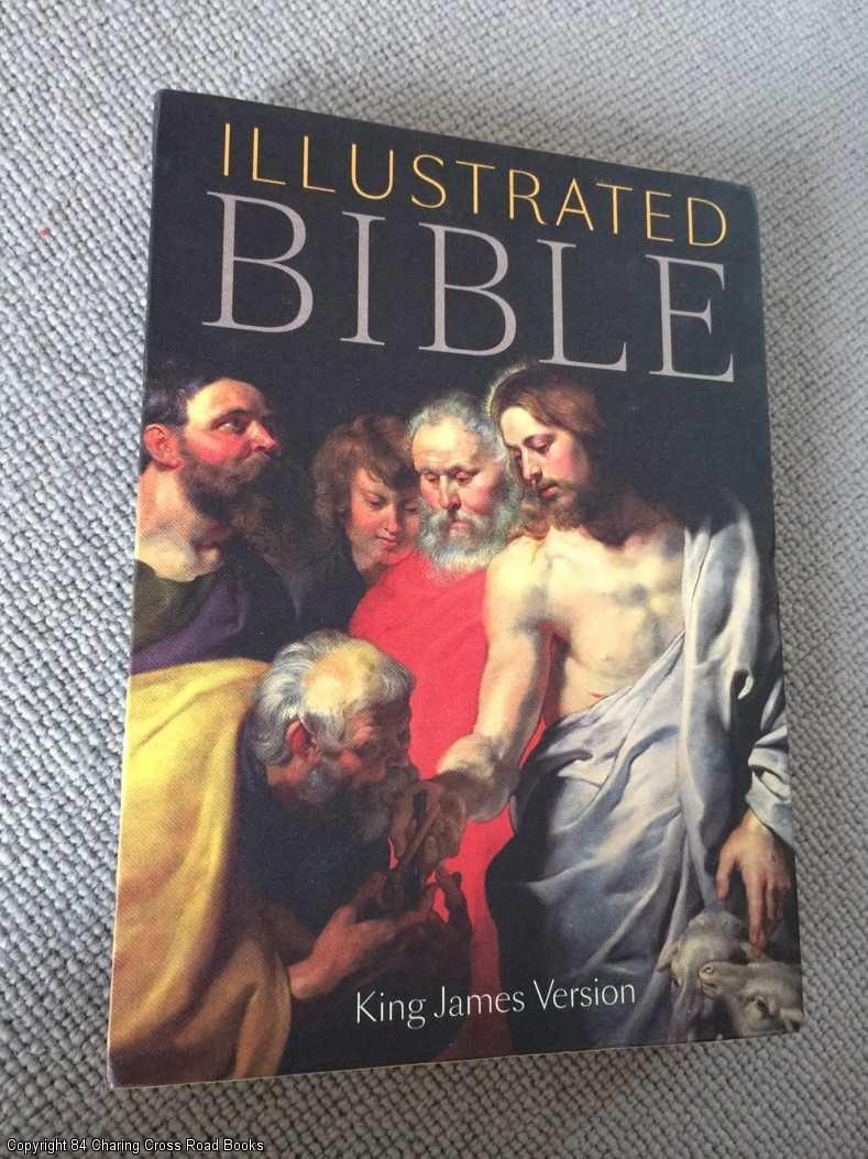 - Holy Bible: King James Version  Illustrated edition