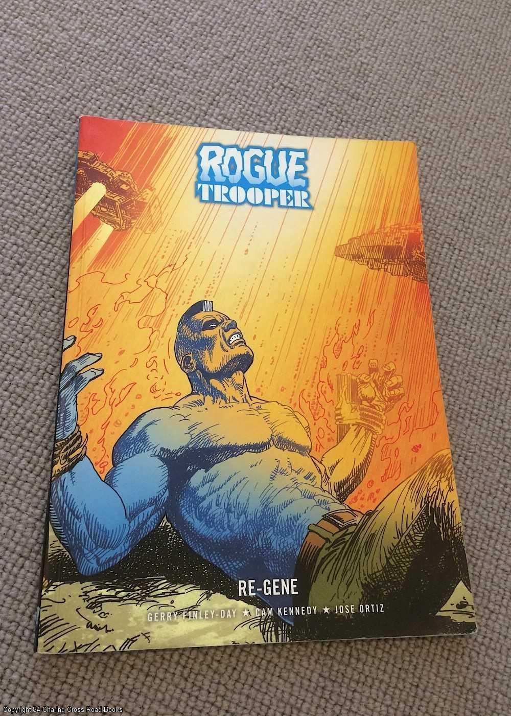 FINLEY-DAY, GERRY - Rogue Trooper: Regene