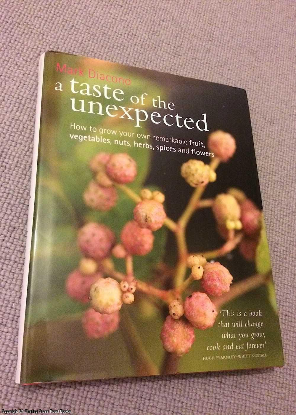 MARK DIACONO - A Taste of the Unexpected