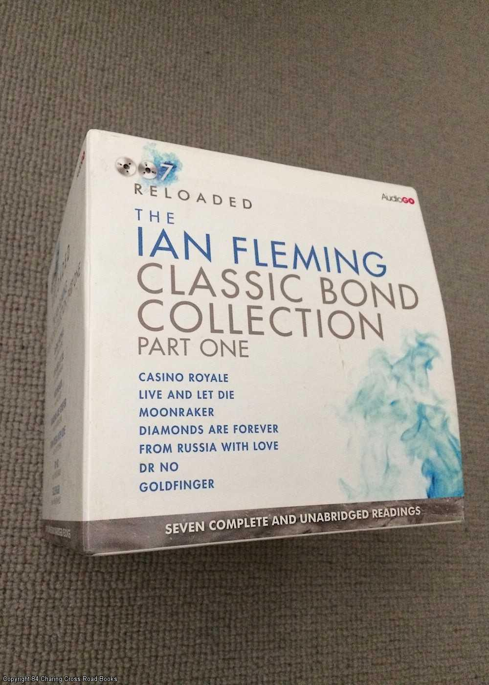 FLEMING, IAN - The Ian Fleming Classic Bond Collection - Part One