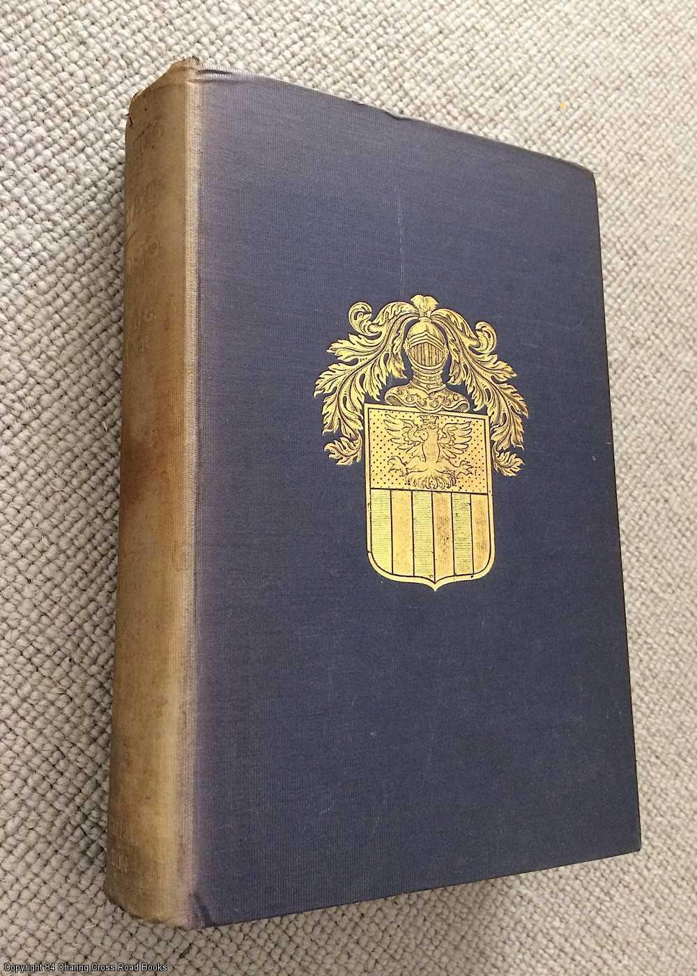 GARDNER, EDMUND - The King of Court Poets. A Study of the Work Life and Times of Lodovico Ariosto