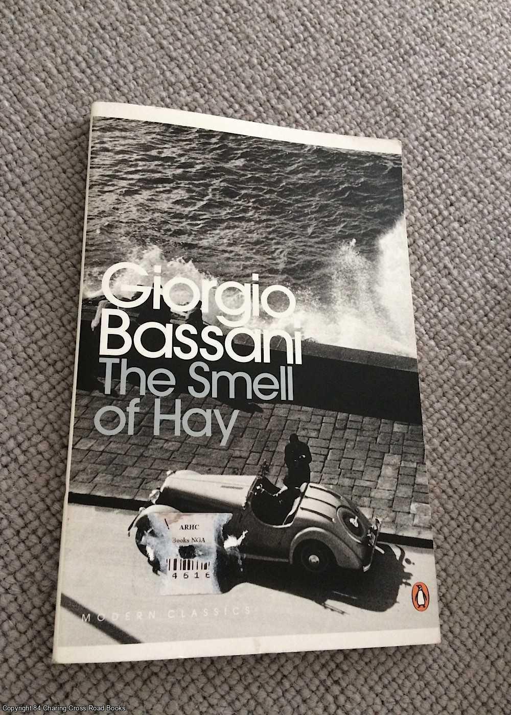 GIORGIO BASSANI - The Smell of Hay
