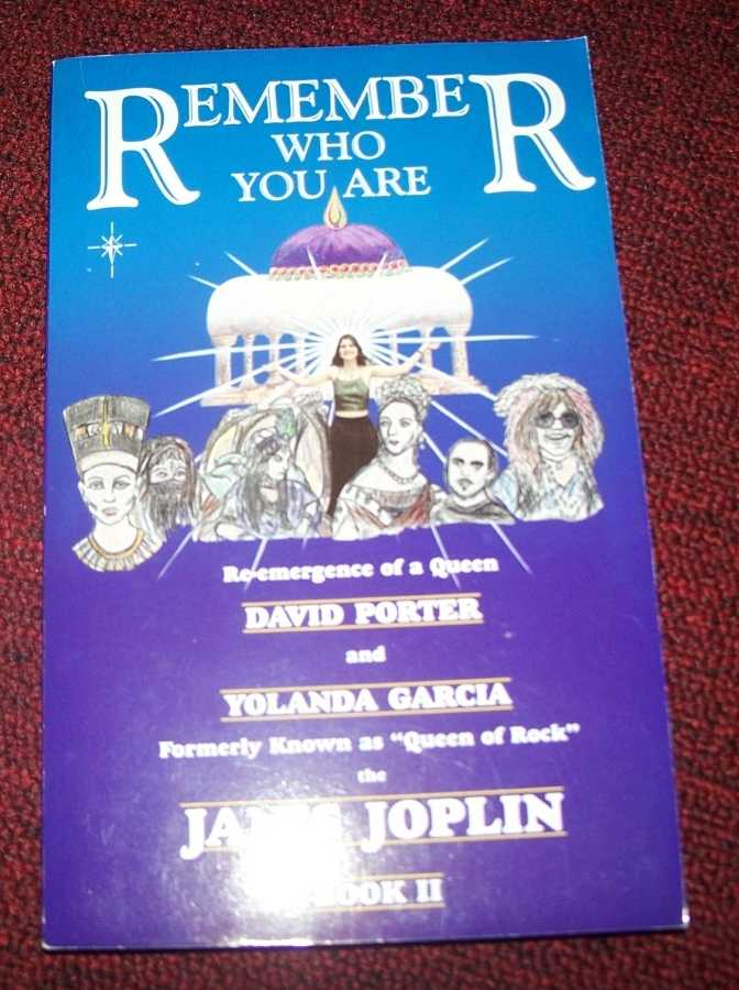 Remember Who You Are: Re-Emergence of a Queen Book II, Porter, David and Garcia, Yolanda
