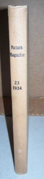 Nature Magazine Volume 23, January-June 1934 Bound in One Volume, Various