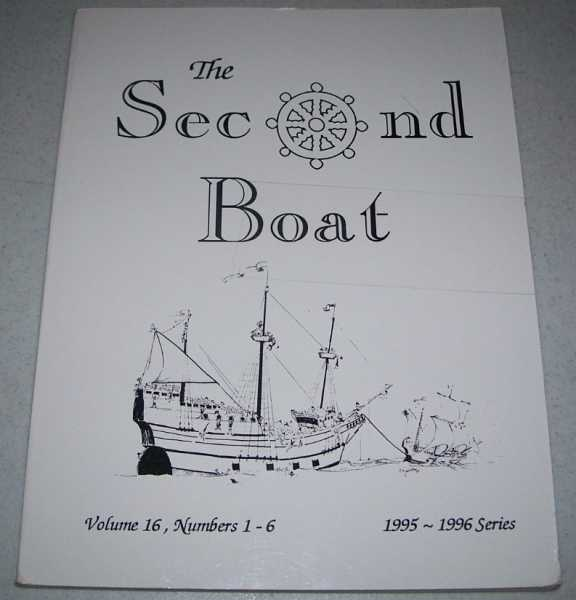 The Second Boat Volume 16, Numbers 1-6, 1995-1996 Series, Bachelor, Rosemary (ed.)