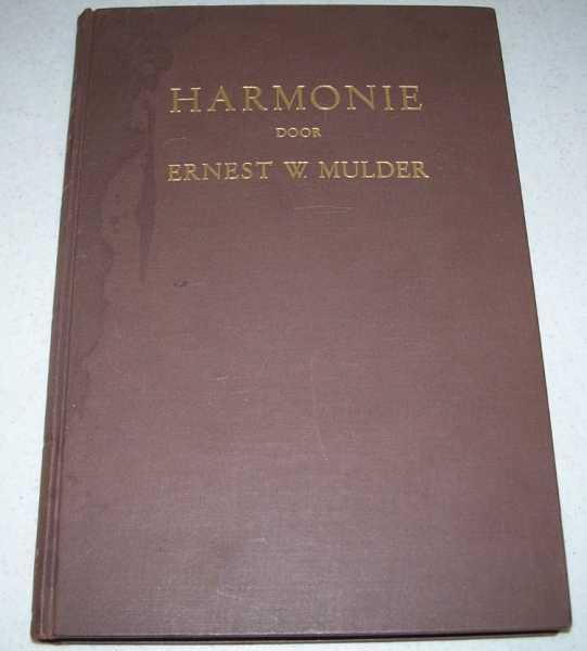 Harmonie Deel II: de Practische Harmonieleer, Mulder, Ernest W.