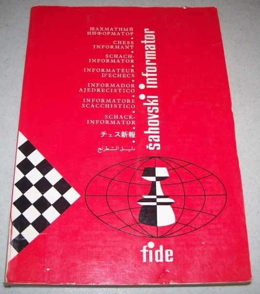 Chess Informant #42, Various