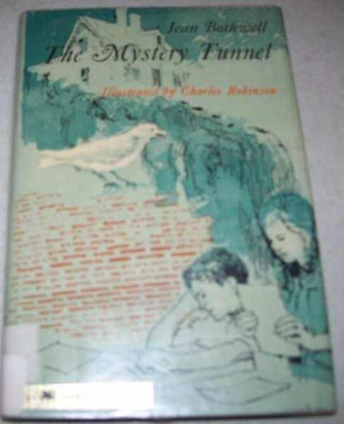 The Mystery Tunnel, Bothwell, Jean