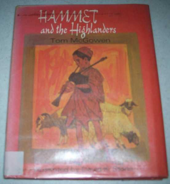 Hammet and the Highlanders, McGowen, Tom