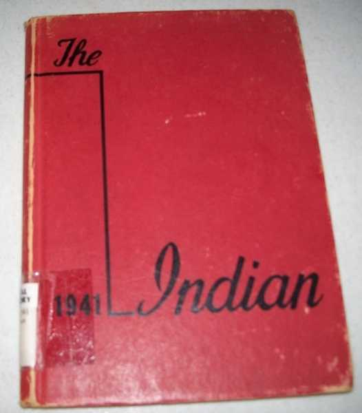 The 1941 Indian: Yearbook for Shawnee Mission High School, Merriam, Kansas (KS), N/A