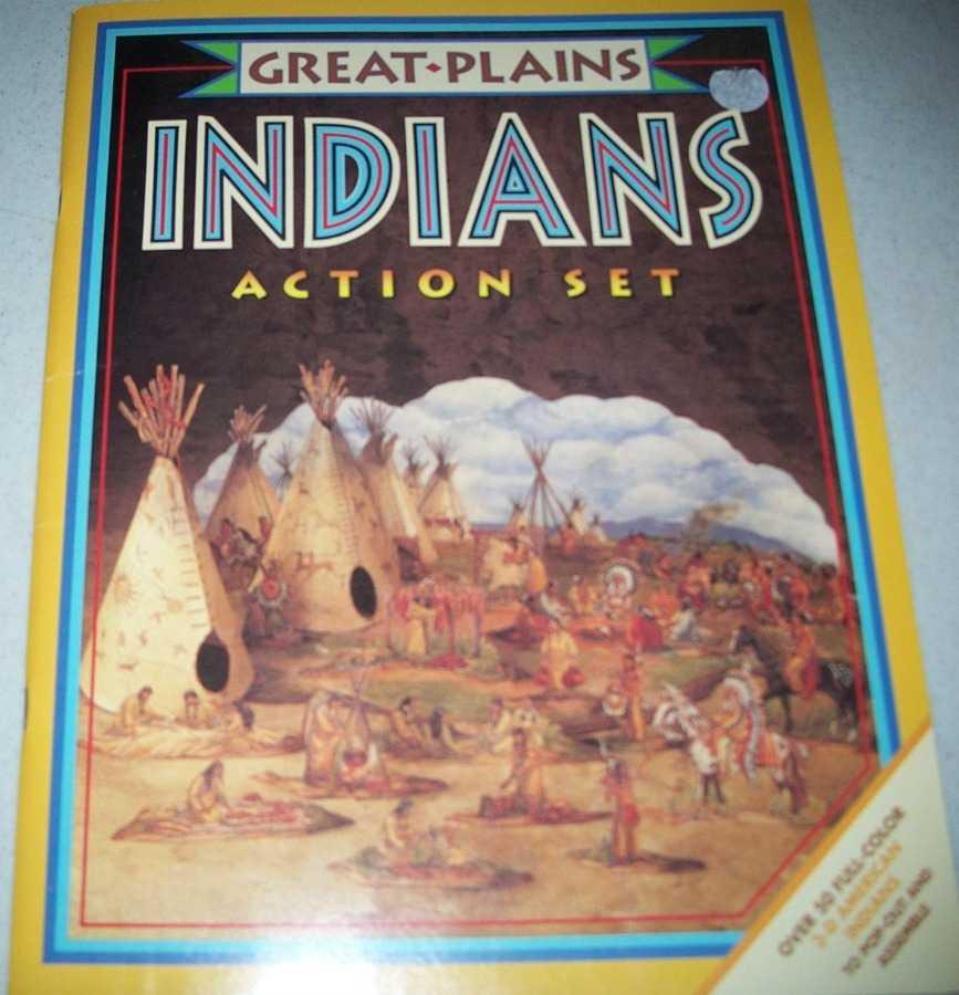 Great Plains Indians Action Set, Smith, Daniel