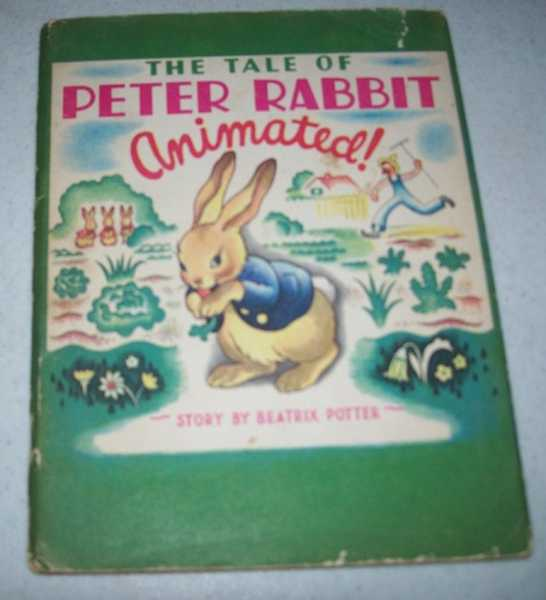 The Tale of Peter Rabbit Animated!, Potter, Beatrix