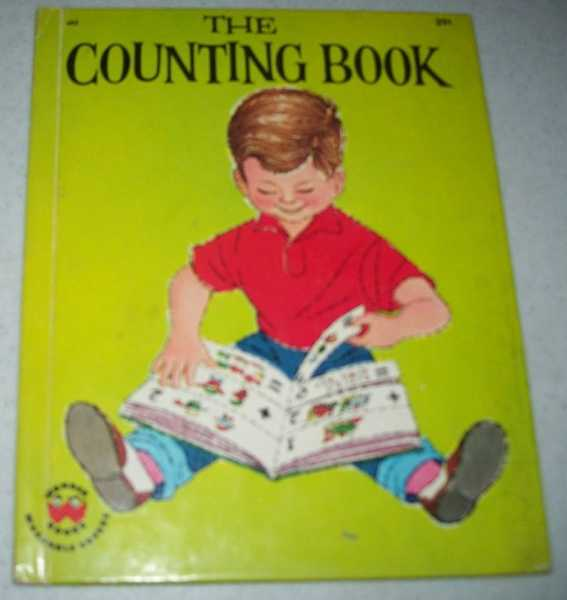 The Counting Book (Wonder Books 692), Peter, John