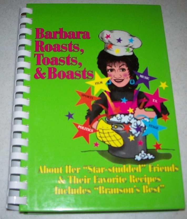 Barbara Roasts, Toasts and Boasts, Nunn, Barbara