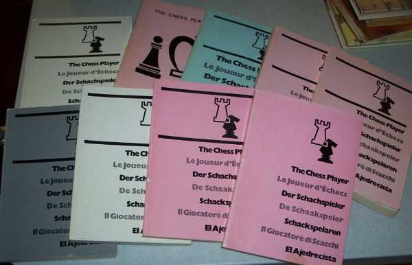 The Chess Player Volumes 1-9, N/A