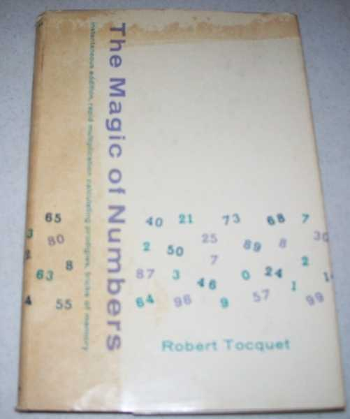 The Magic of Numbers, Tocquet, Robert