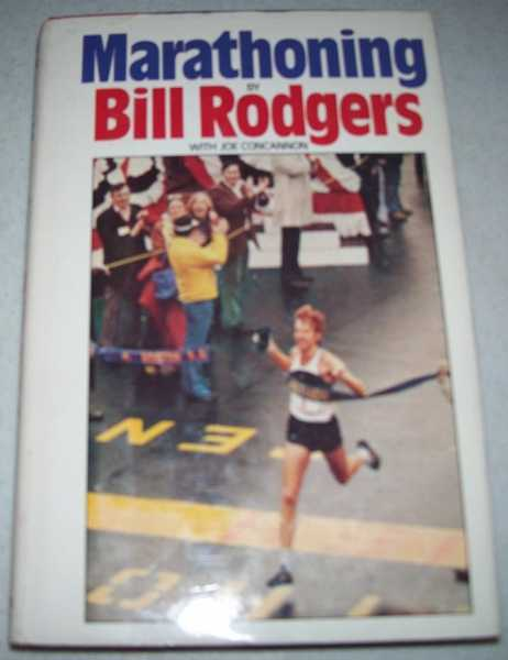 Marathoning, Rodgers, Bill with Concannon, Joe