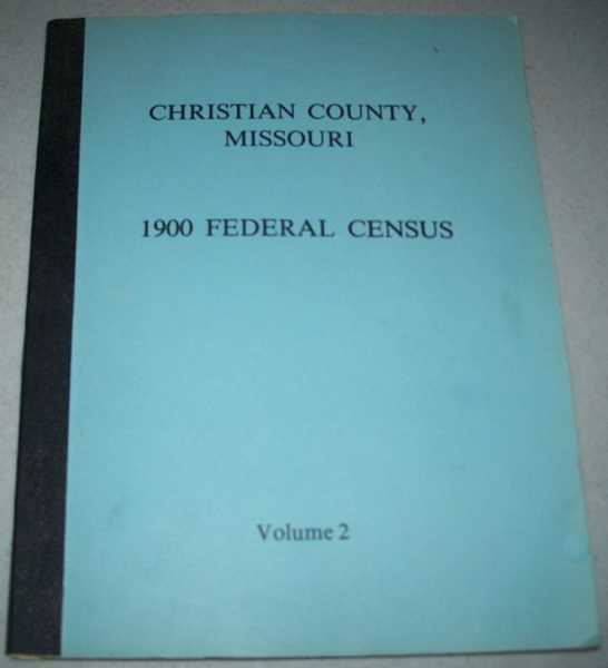 Christian County Missouri 1900 Federal Census (Volume 2), Wilson, Maxine