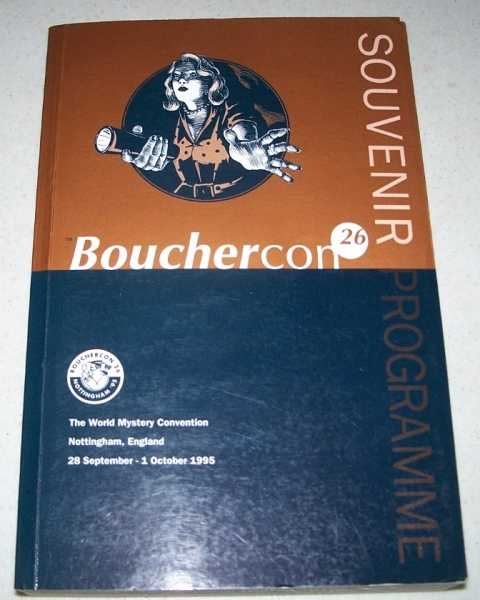 Bouchercon 26 Souvenir program 1995, N/A