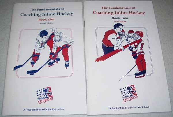 The Fundamentals of Coaching Inline Hockey Books One and Two, Menke, Chuck (ed.)