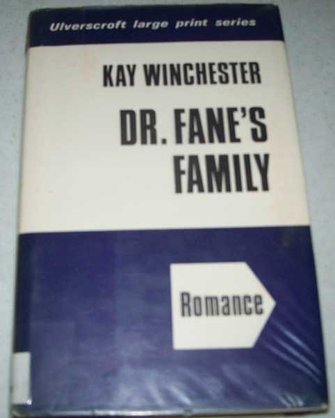 Dr. Fane's Family (Large Print Edition), Winchester, Kay