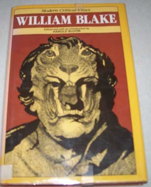 William Blake (Modern Critical Views), Bloom, Harold