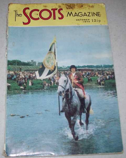 The Scots Magazine October 1973, N/A