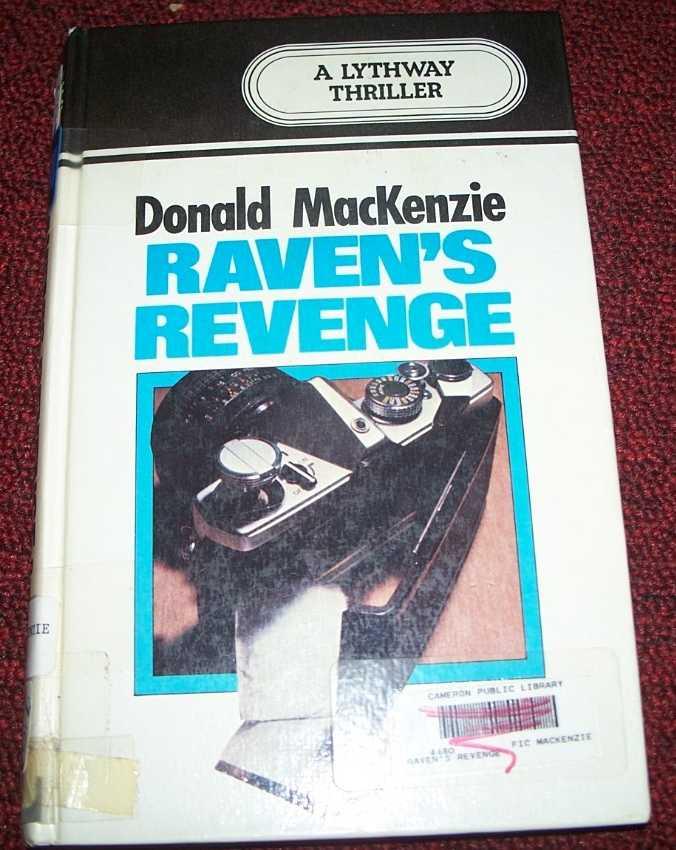 Raven's Revenge (Large Print Edition), MacKenzie, Donald
