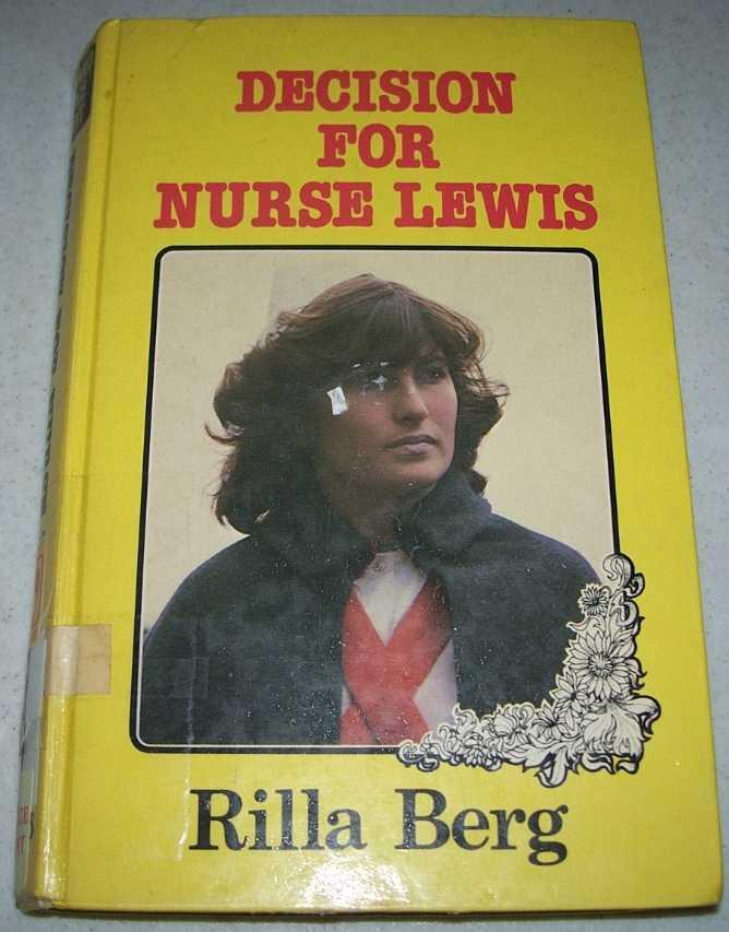 Decision for Nurse Lewis (Large Print Edition), Berg, Rilla