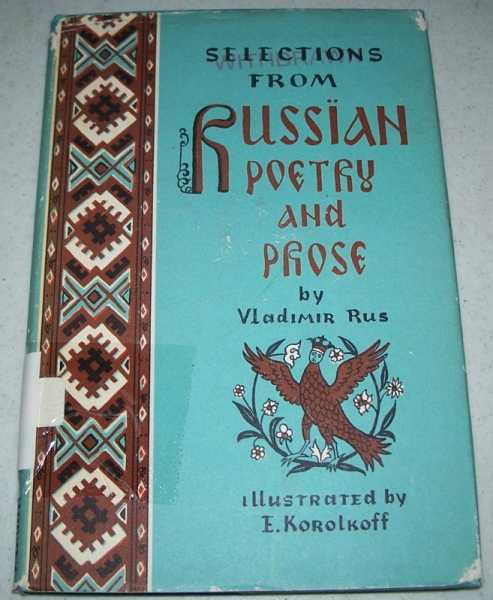 Selections from Russian Poetry and Prose, Rus, Vladimir