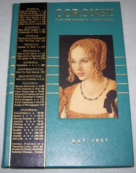 Coronet Magazine, May 1937, Volume 7, Smart, David A. (ed.)