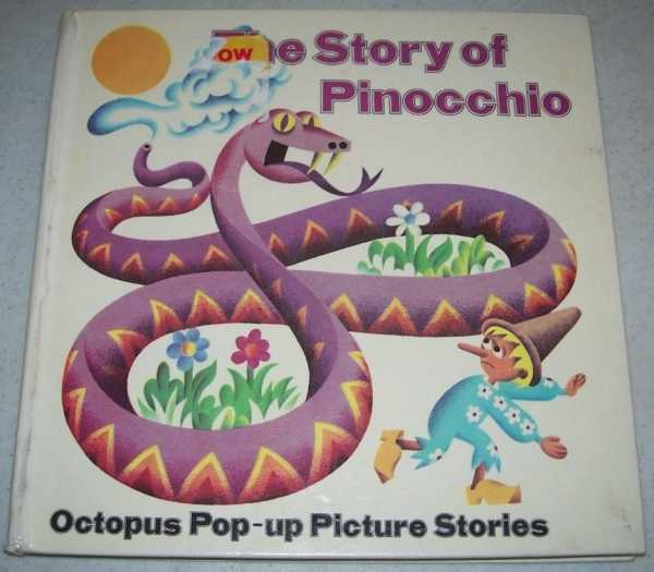 The Story of Pinocchio: Octopus Pop-up Picture Stories, N/A