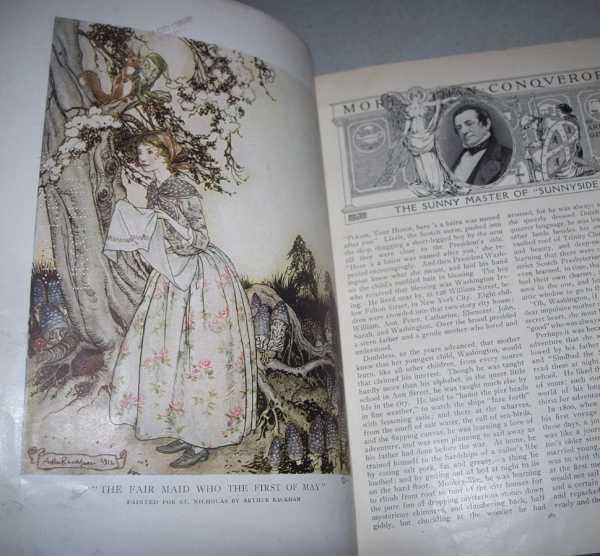 St. Nicholas (Children's Magazine) Volume XL, Part II, May-October 1913 Bound in One Volume, Various